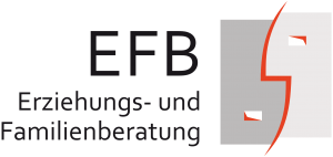 EFB Logo kompakt, Text steht links vom Icon